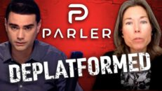 """Parler Exec on Being Deplatformed: """"I don't think we were treated fairly at all"""""""