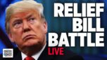 Live Q&A: Virus Relief Bill Accused by Trump of Wasteful Spending | Crossroads