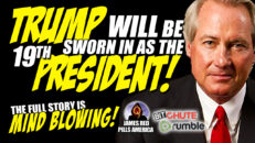 Trump To Be Sworn In 19th President of Restored Republic! NCSWIC! Lin Wood Interview