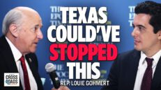 'We Could've Had a Texas Hero'—Rep. Louie Gohmert on How Texas Could Have Changed the Election