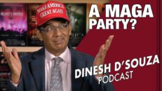 DEMOCRATS AND NAZIS Dinesh D'Souza Podcast Ep12