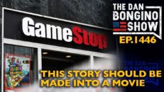 Ep. 1446 This Story Should Be Made Into a Movie - The Dan Bongino Show®
