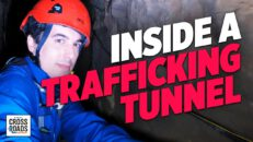Exclusive: An Inside Look at Border Trafficking Tunnels | Crossroads