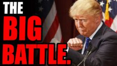The BIG BATTLE Starts As The Establishment Works OVERTIME To Stop Trump. POTUS WILL NEVER GIVE UP.