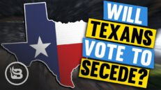Here's How Texas Could Vote to Secede | The Glenn Beck Program