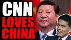 CNN Faces MAJOR BACKLASH After Defending China As They TRASH On The US... CHINA NEWS NETWORK.