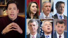 List of SQUISHES: These are The Republicans Who Voted to Impeach TRUMP