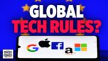 Live Q&A: EU Wants to Write Global Rules for Big Tech; China Plans to Overtake US Through the Virus