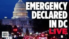 Live Q&A: Emergency Declaration in DC Approved by Trump; First Time Trump & Pence Speak Since Jan 6?