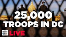 Live Q&A: Troops In Washington DC Grows to 25,000; Mike Lindell's Trump Meeting Notes Photographed