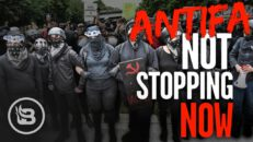 A CHILLING Message From Antifa on Inauguration Day Shows They're NOT Done   The Glenn Beck Program