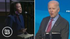 SHOCKER: Reporter Asks Biden a TOTAL Softball Question and He Bumbles the Response