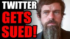 Twitter SUED For 500 MILLION DOLLARS! Big Tech In TROUBLE As Americans Have HAD ENOUGH.