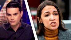 Shapiro Reacts to AOC Accusing Ted Cruz of Attempted Murder