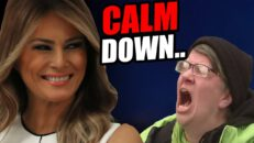 Melania Causes MASS Leftie OUTRAGE Once Again! Intolerant Left Showing Their True Colors...