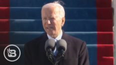 """Right After Being Inaugurated, Biden Carries Out His """"First Act as President"""""""