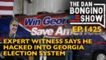 Ep. 1425 Expert Witness Says He Hacked Into Georgia Election System - The Dan Bongino Show®