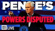 Pence's Powers On Electoral Counts Disputed; Biden Says DOD Obstructing Transition | Crossroads