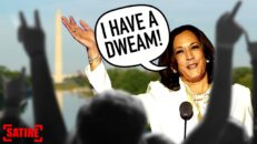 'FWEEDOM': Kamala Harris Story About Demanding Civil Rights As Toddler Lifted From MLK Interview