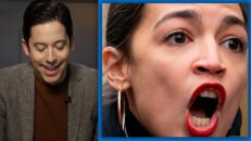 "Twitter INSANITY: AOC Claimed Ted Cruz ""Almost"" Had her Murdered"