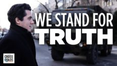 WE STAND FOR TRUTH