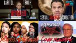 Cuomo Sexual Assault, Marxist Agenda Enacted, Capitol Police Chief Reveals Jan. 6 TRUTH! - RedPill78 The Corruption Detector