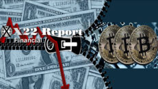 The Fed System Goes Down, The People Are Pushing Back - X22 Report Ep. 2413a
