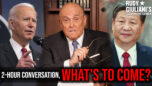 IS Joe Biden's Conversation With Xi Jinping A Harbinger Of What's To Come? | Rudy Giuliani's Common Sense Ep. 112