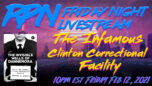 Inside The Infamous Clinton Correctional Facility with Michael Blaine on Fri. Night Livestream - RedPill78 The Corruption Detector