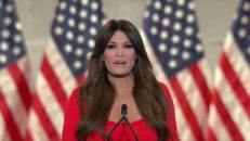 Kimberly Guilfoyle speaks at the 2020 RNC convention
