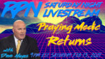 Praying Medic Returns with RP78 on Saturday Night Livestream