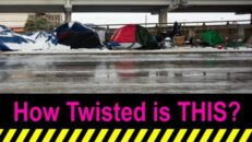 Shelters Refused to Save People from Freezing – Social-Distancing More Important