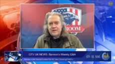 Steve Bannon on GTV: The CCP Genocide of the Uyghurs and the 50 Cent Army