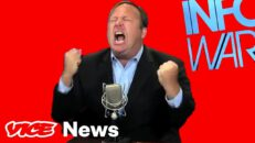 Alex Jones Can't Stop Screaming | Alex Jones Master Class Part 4