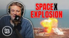 Another SpaceX Rocket Explodes! Will We Ever get to Mars?