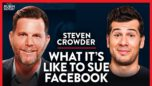 Suing Facebook & Big Tech Canceling Conservative Businesses | Steven Crowder | COMEDY | Rubin Report
