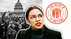 The Rep. Who Cried Wolf? Details Emerge on AOC's Capitol Story   The News & Why It Matters   Ep 710