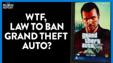 The Insane Reason Grand Theft Auto Might Be Banned   DIRECT MESSAGE   Rubin Report