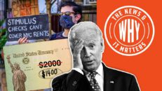 #BIDENLIED: Libs FURIOUS at Biden for Stingy Stimulus Checks | The News & Why It Matters | Ep 707