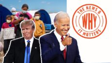 HYPOCRISY: Biden's 'Migrant Facility' SAME as Trump's 'Cages' | The News & Why It Matters | Ep 722