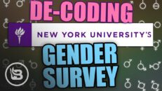 NYU Survey Asks Students To Pick From...THIRTY Genders?!? | The Glenn Beck Program