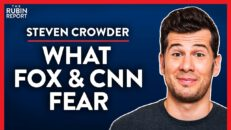 How Fox News Are Trying to Kill Their Competition (Pt. 3) | Steven Crowder | COMEDY | Rubin Report