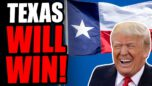 Texas WILL WIN The Battle Of HISTORY! Dems OUTRAGED As Texas STANDS UP To Their Narrative!