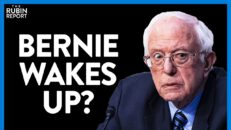 No One Expected Bernie Sanders to Say This About Tech's Trump Ban | DIRECT MESSAGE | Rubin Report