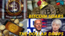Bitcoin Mainstreming, GME Hold & Biden On the Way Out