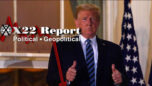 DS Sends Multiple Messages, Stage Set, Fear Not, All Will Be Right After The Election - X22 Report Ep. 2425b