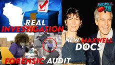 Election 2020 Investigations Begin, Shocking Ghislaine Maxwell Claims Against SDNY - RedPill78 The Corruption Dector