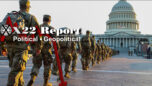 Red Button Pushed, Plot Twist Coming, Military, Devolution The Only Way Forward - X22 Report Ep. 2424b