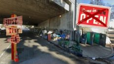 Ghost Town USA – The Intersection of Hollywood and Homeless