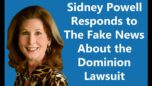 Sidney Powell Responds to The Fake News About $1.3 Billion Dominion Lawsuit - 03/26/21
